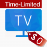 US ONLY) Free TV App:TV Series Icon