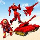 Tank Robot Car Games - Multi Robot Transformation