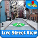 Live Street View & Earth Maps GPS: Satellite View