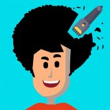 Barber Shop - Hair Cut game Icon