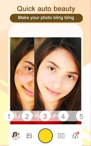 Candy selfie -beauty camera, sweet selfie 3 0 1142 Download