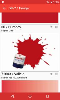 Hobby Color Converter screenshot 5