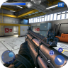 Critical Strike Shoot Fire Icon
