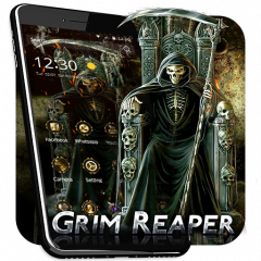 Skull Grim Reaper Theme 1 1 5 Download APK for Android - Aptoide