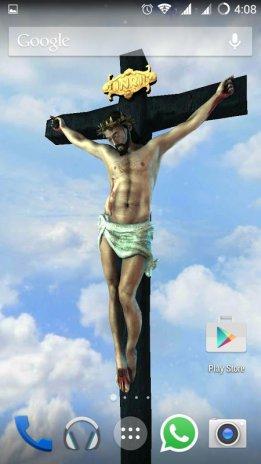 download 3d cross live wallpaper apk