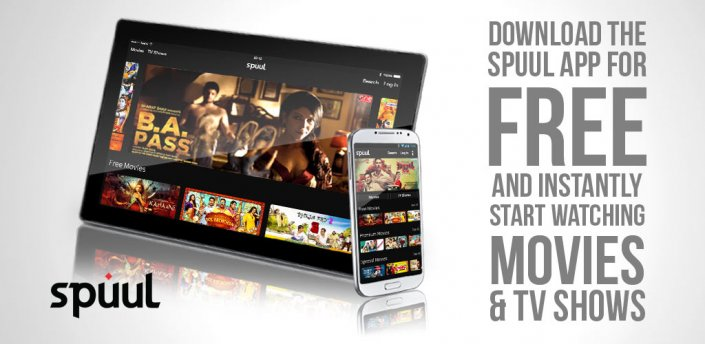 Spuul - LIVE TV & Movies Spuul Android v3 3 2 3 05 08