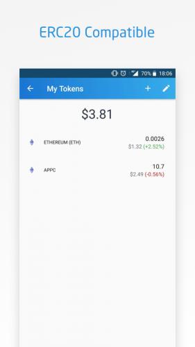 ASF Wallet screenshot 3