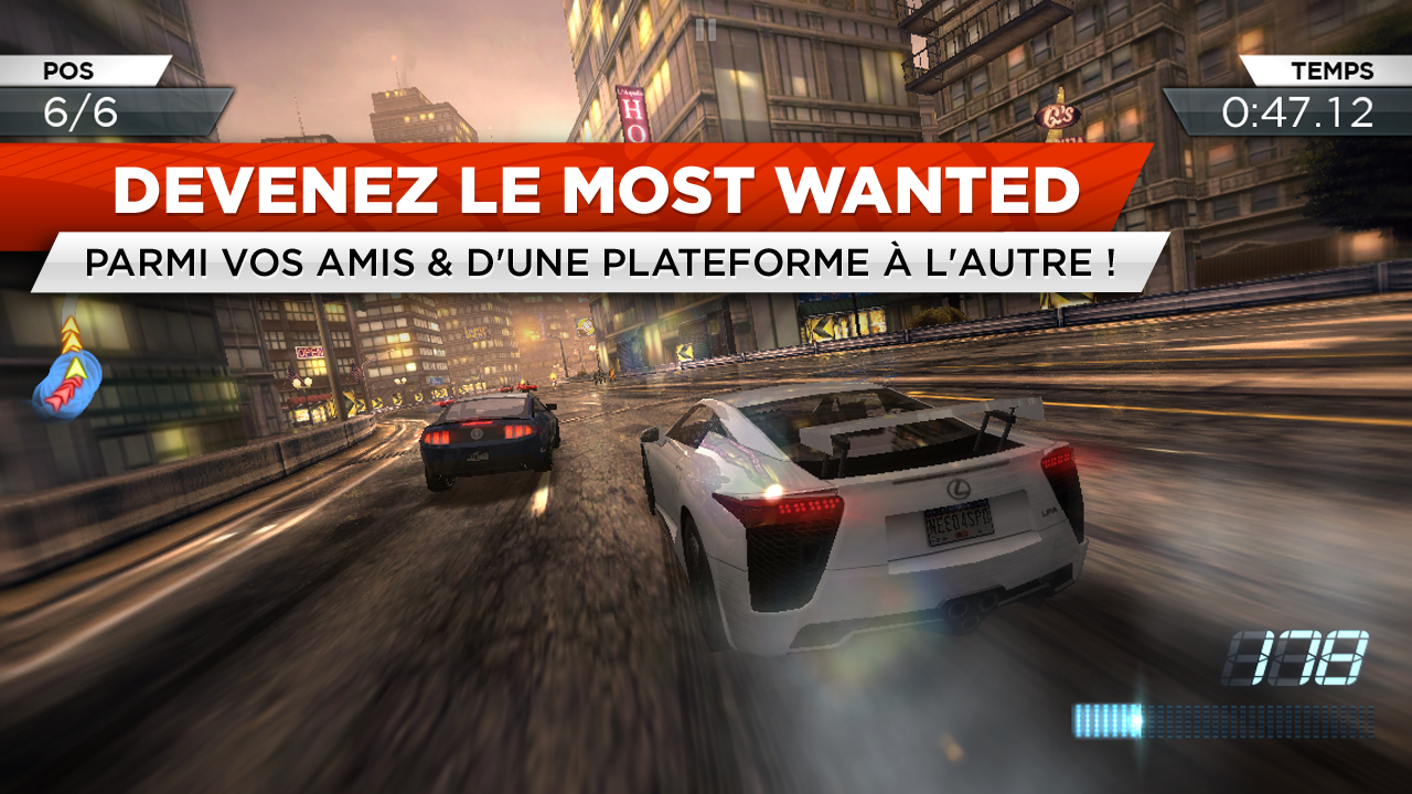 need for speed carbon gratuit sur 01net