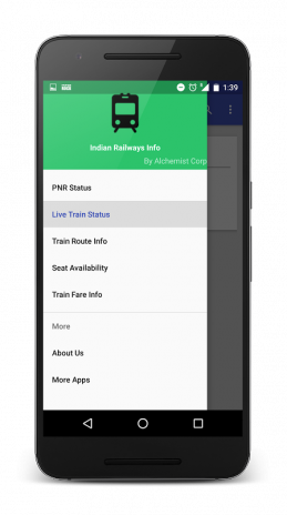 IRCTC PNR Status & Train Info 1 0 1 Download APK for Android