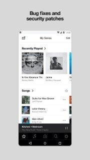 Sonos S1 Controller screenshot 2