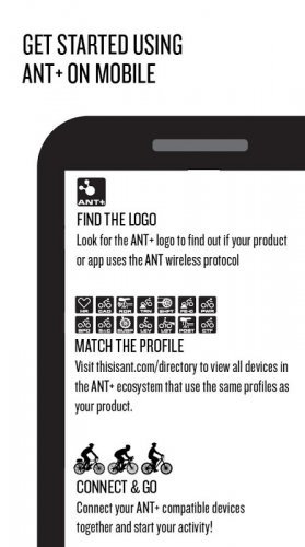 ANT+ Plugins Service screenshot 2