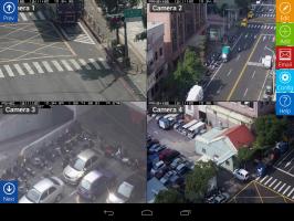 Camviewer IP Cam Suite Screen