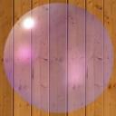 Bubble thru - dodgeball game