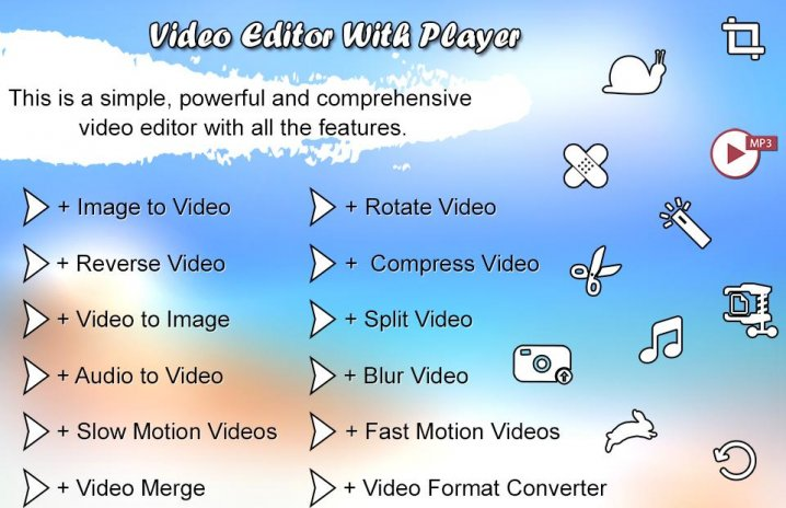 HD Video Editor - Music Video Editor 1 3 Download APK for