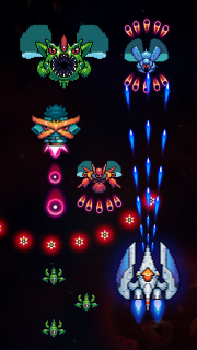 Falcon Squad - Protectors Of The Galaxy screenshot 3