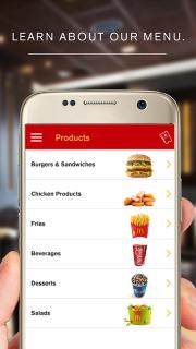 McDonald's App - Latinoamérica screenshot 4