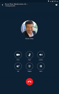 Skype for Business for Android screenshot 6