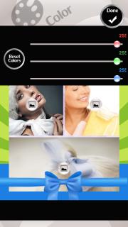 Bow Photo Collage Editor screenshot 6