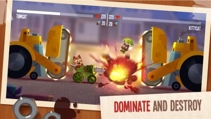 cats crash arena turbo stars screenshot 3