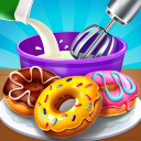 Donut Maker: Yummy Donuts