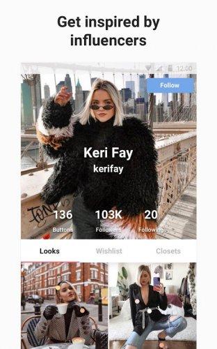 21 Buttons - Fashion Network & Clothes Shopping screenshot 3