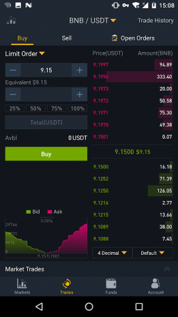 Binance Exchange - Cryptocurrency Trading App 1 8 0 Download