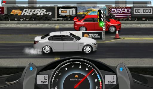 Drag Racing screenshot 5