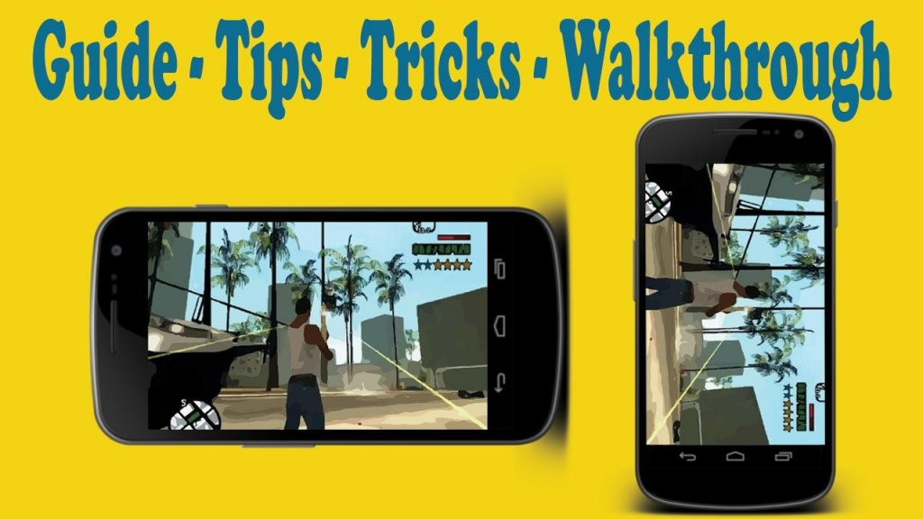 Guide For Gta San Andreas 2016 Download Apk For Android
