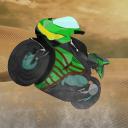 Desert Bike Stunt