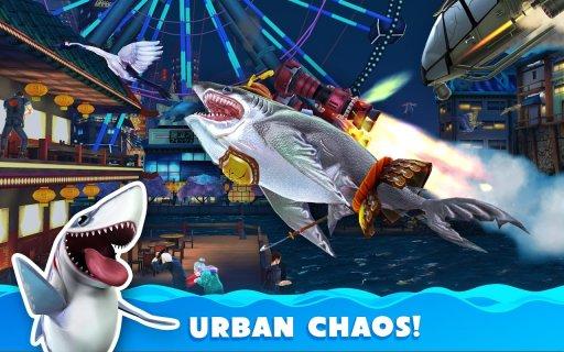 Hungry Shark World screenshot 18