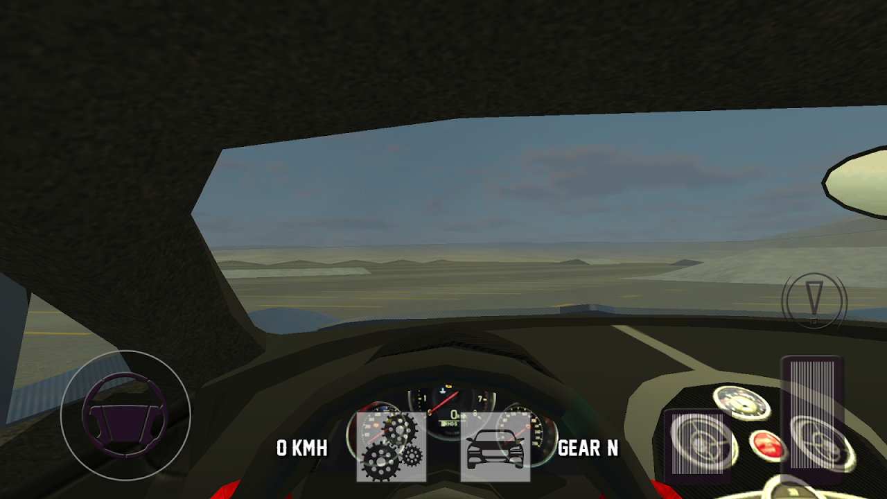 ... Super Sport Car Simulator Screenshot 8 ...