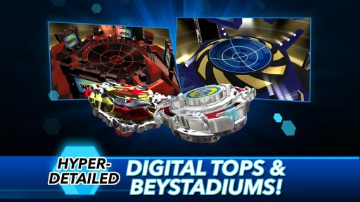 BEYBLADE BURST app screenshot 13