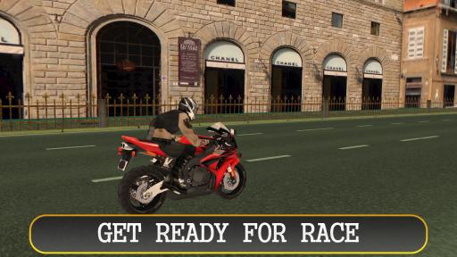 Real Bike Racer: Battle Mania screenshot 1