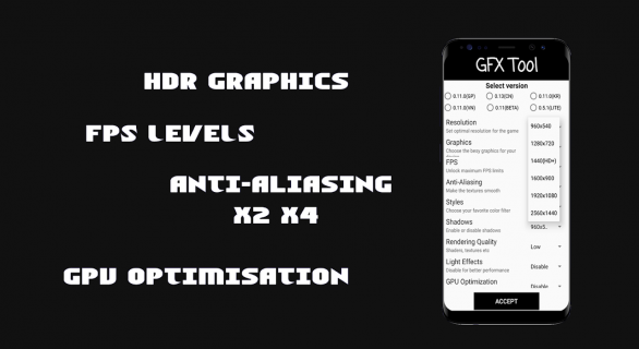 GFX Tool Pro For FRAG Shooter Booster 1 3 Download APK for Android