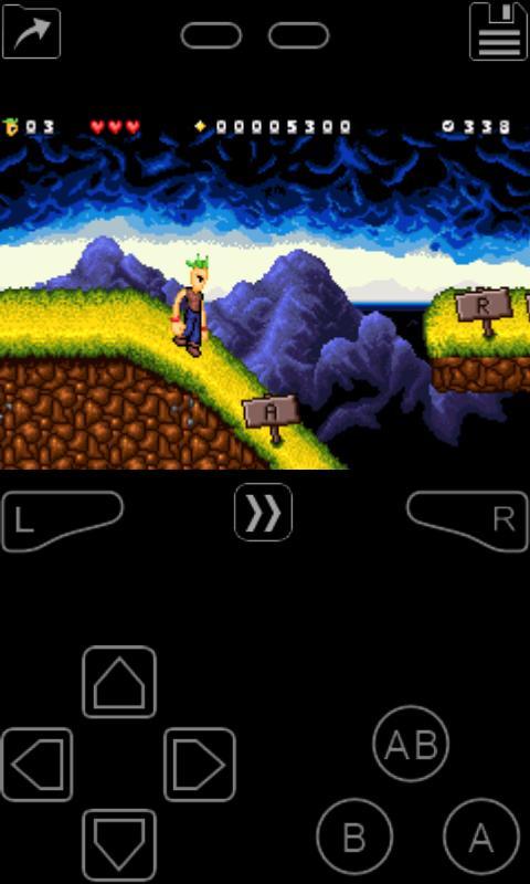 My Boy! Free - GBA Emulator screenshot 2