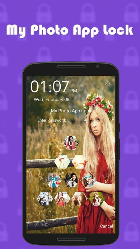 My Photo App Lock screenshot 1