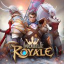 Mobile Royale MMORPG - Build a Strategy for Battle
