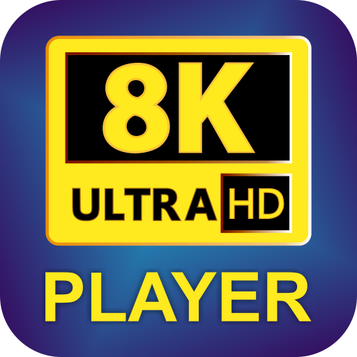 8K Video Player Ultra HD Pro 1 1 2 Download APK para Android | Aptoide