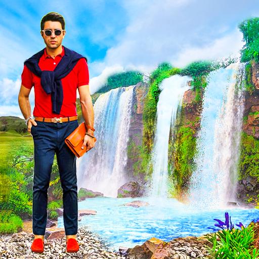 Waterfall Photo Editor - Waterfall Photo Frames
