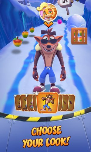 Crash Bandicoot: On the Run! screenshot 6
