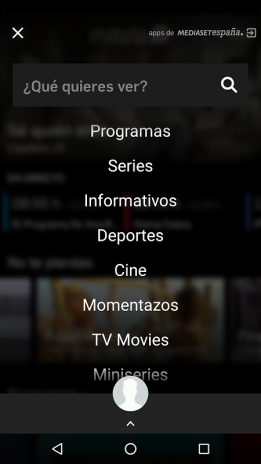 Mitele - TV a la carta 5.1.3 Descargar APK para Android ...