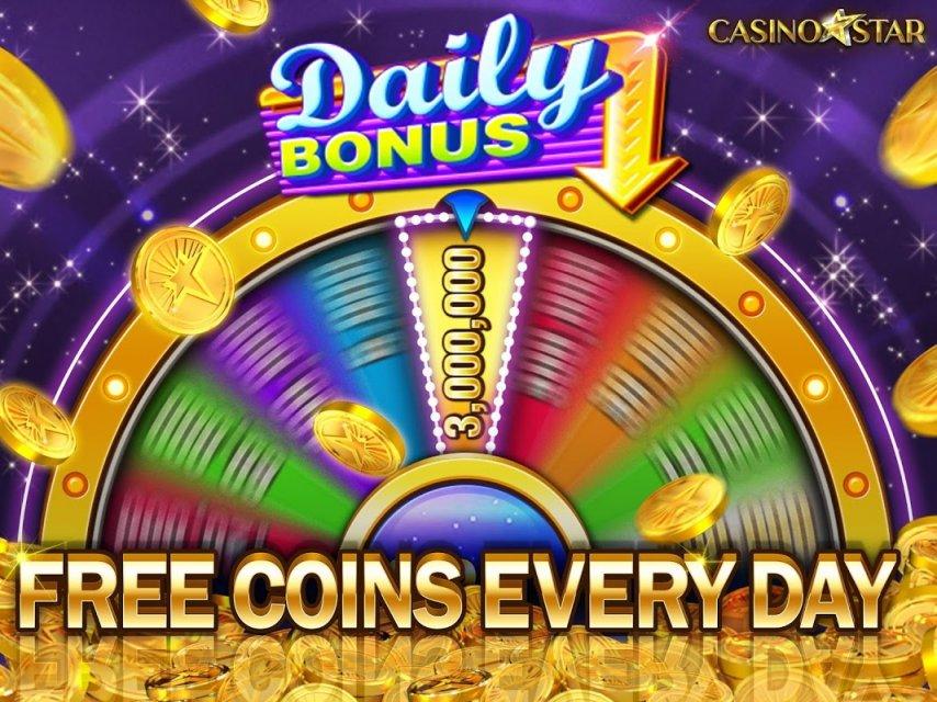 casinostar free slots