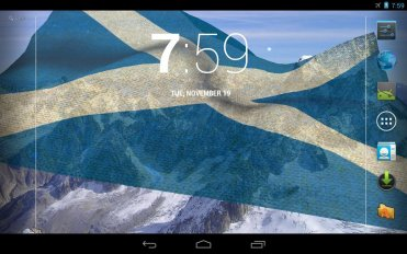 3D Scotland Flag LWP + 2 7 1 Download APK for Android - Aptoide