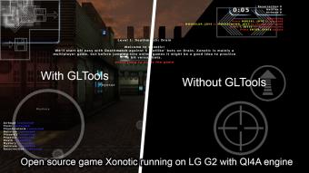 GLTools [root] (gfx optimizer) Screenshot
