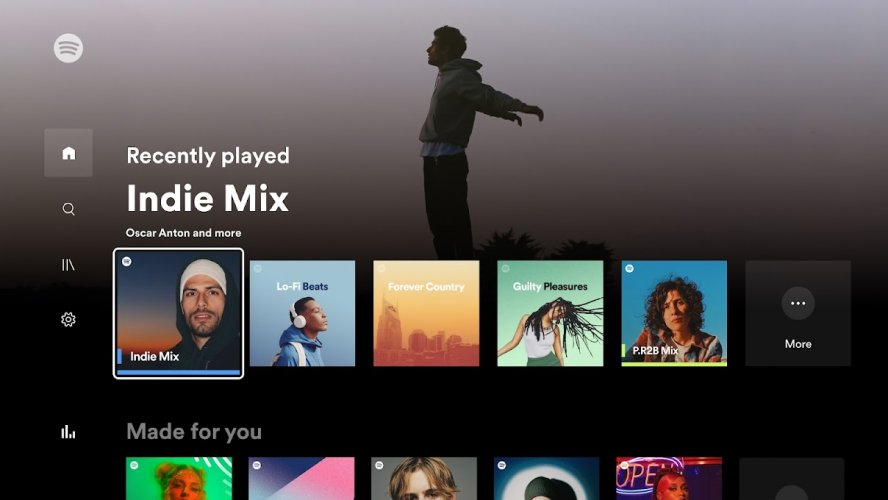 Spotify - Music and Podcasts screenshot 2