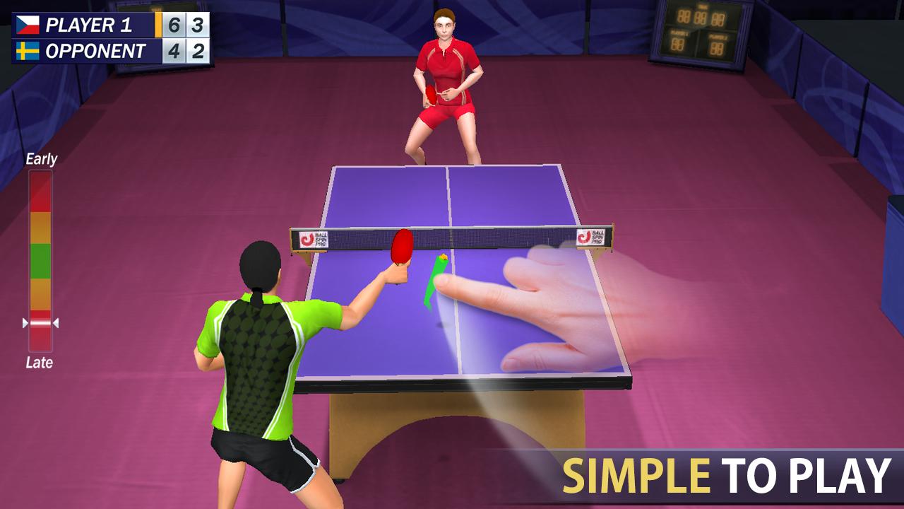 Ping Pong Champion screenshot 1