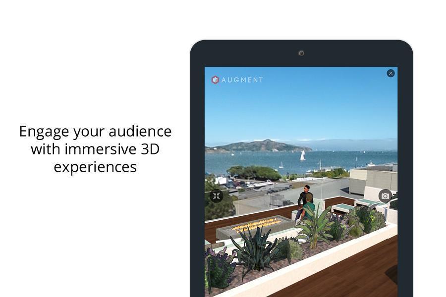 Augment - 3D Augmented Reality screenshot 3