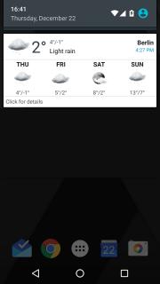 Transparent clock weather Pro screenshot 23