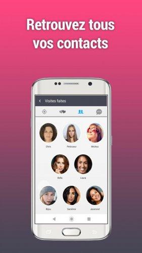 Les meilleures applications de rencontres pour smartphone