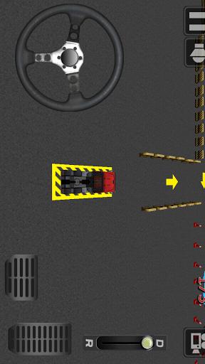 Real Truck Parking 3D Screenshot